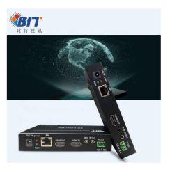 2021 4K60 소형 송신기 및 수신기 HDMI Extender Zero 지원 최대 70m HDMI Extender 30m Tx Rx