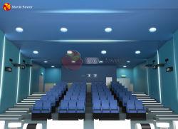 Le parc à thème le plus attrayant Theatre 5D 12d'effets spéciaux cinéma 4D du système de fauteuil