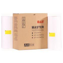 A Ricoh/Gestetner Duplicador Digital Master Roll Vt UM4/Cpmt84 Estêncil Master