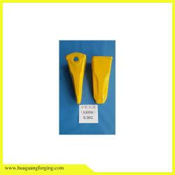 Mejor calidad de los dientes del cucharón de piezas de repuesto a precios asequibles para la fundición de piezas de la excavadora Accesorios
