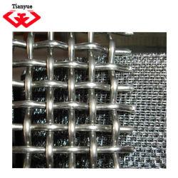 MN Staal/Wit Staal/gegalvaniseerd ijzer gekrimpt draadgaas (TYB-0078)
