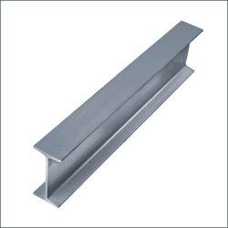 El aluminio/aluminio I y H viga de perfil de extrusión para la construcción e industria
