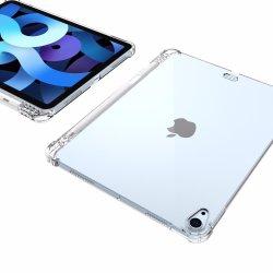Comprimé cas pour l'iPad 4 de l'Air 10,9 pouces 2020 transparent avec couvercle de protection antichoc Porte-crayon