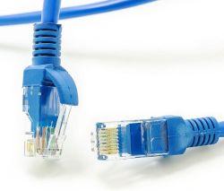 Шнур питания, исправлений и соединительный кабель Ethernet CAT6 F/UTP, RJ45 литые загрузки загрузки сети или Интернет UTP кабель