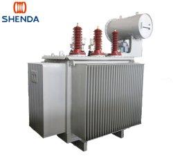 Verteilungs-Transformator-ölgeschützter Dreiphasentransformator