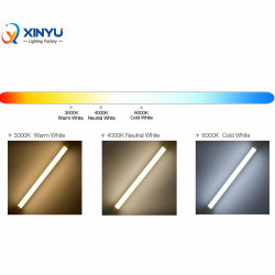 High Brightness Top Power Glass LED-buisverlichting 60 cm/90 cm/120 cm/150 cm 9-25 W. AC85-265V T8 glazen LED-buis T8 LED-lamp TL-licht