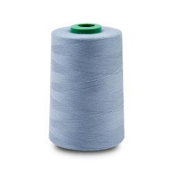 Filato cucirino del tessuto di alta qualità del poliestere 40s/3