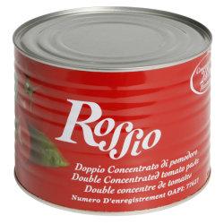 Guter Preis Hersteller OEM 2,2kg Konserven Tomatenpaste Brix 28%-30% Erschwingliches Produkt