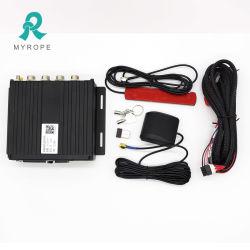 3G 4G GPS van het Voertuig van WiFi het Volgen met de VideoM598 4CH Drijver van Mdvr van het Kanaal DVR