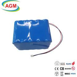 China Fabrikant UL Low Temp Icr18650cl 14,8V 11ah Lithium batterij