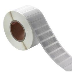 Inventário de vestuário do IoT MONZAR passiva6 PET de papel auto-adesivo etiqueta UHF RFID