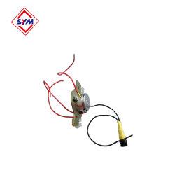 Costruzione attrezzatura meccanica potenziometro elettrico per gru a torre