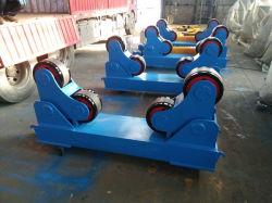 Depósito de aceite Self-Adjustable rotador de soldadura de girar el rodillo