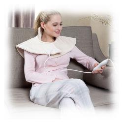 بطانات تغليف التسخين السريع من Fleece المريحة للغاية للرقبة والكتفين