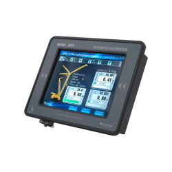 8 pulgadas de pantalla LCD táctil a color para el sistema LMI
