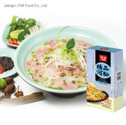 الصين تصنع نودلز الأرز الجاف Gluten Free Nutnutnutn