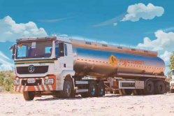 30-55cbm 燃料タンクトレーラー燃料タンクの価格オイルタンカーの船 販売のため