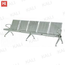 5 zitplaatsen Steel Airport Station Waiting Beach stoelmeubilair (KL-207-5)