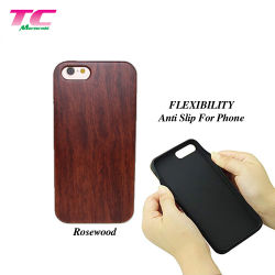 2019 Hot Selling Wood Grain Soft Tpu Telefoonhoes Voor Iphone Smart Mobile Phone