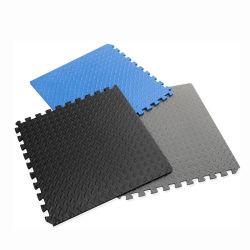 60X60X1.2cm blockiereneva weiche Schaumgummi-Übungs-Fußboden-Matten-Gymnastik-Garage-Haus-Büro-Matte