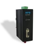 Bus RS485 Multi-Drop módem de fibra óptica