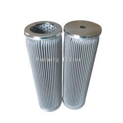 304 de malla de alambre de acero inoxidable 316 de alta presión de plegado hidráulico de aceite filtros vela