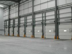 Automática de pantalla plana de puertas de garaje seccionales (Hz-SD015)