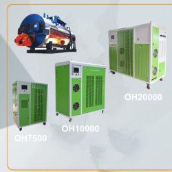 30% a percentagem de poupança de combustível da caldeira de suporte de gás Oxihidrogénio Hho dispositivos de poupança de combustível