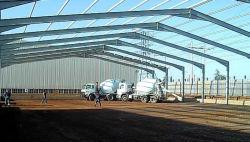 Настраиваемые Steelwork стали для изготовления металлических здание