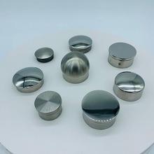 중국제 방책을%s 최신 판매 금속 엔드 캡
