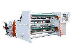 다시 감기 기계를 째는 Rtfq-1300 Jumbol 종이 뭉치 포일