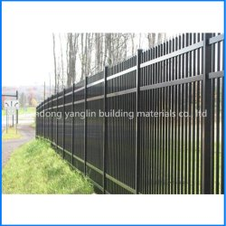 Recinzione di alluminio della rete fissa di inferriata della guardavia del balcone di buona qualità