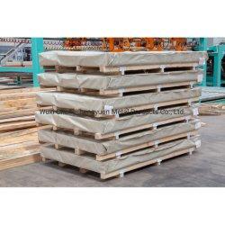 1.4301 201 304 316 316L 310S 430 409 2205 321 410 420 904L Stainless Steel Sheet avec prix d'usine et 2b Ba n° 4 de la surface de la voie Hl vérifié antiglisse
