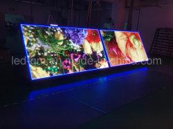 إشارة رسالة LED إلكترونية قابلة للبرمجة في الخارج، P6/P8/P10/P16/P20