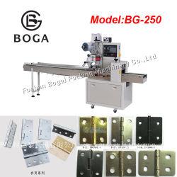 Machine die van het Parkeren van de Pijp van de Buis van het Roestvrij staal van de Hardware van de Stroom van het Type van Hoofdkussen van China de Multifunctionele geen Apparatuur maken