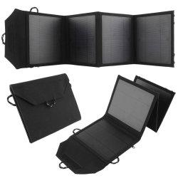 20W 태양 충전기 ISO9001를 접히는 Foldable 태양 전지판 USB DC 휴대용 이동 전화 자동차 배터리