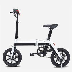 Adulto pequeno volume 14polegadas 36V350Wpequeno ciclomotor Listrik Sepeda eléctricos com motor aluguer de bicicletas eléctricas Electrci Mini Bike