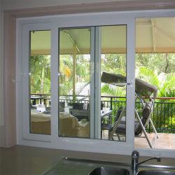 ملف تعريف PVC (الدائرة الظاهرية الدائمة) للنوافذ المنزلقة والأبواب ذات اللون الأبيض
