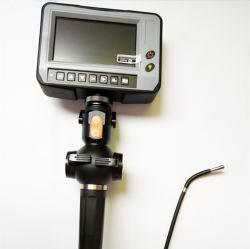 De mano de la industria de la Cámara de inspección con punta de 4 vías, articulaciones, resistente al agua IP67, lente de cámara de 8mm