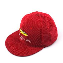 Вышивка красный хип-хоп пользовательские Snapback с Red Hat