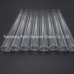 Tubazione UV di vetro di quarzo di arresto