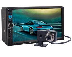 Androïde Systeem 7 Speler van de Auto van het Scherm van de Duim HD de Digitale MP5 met Omkerende Functie Bluetooth