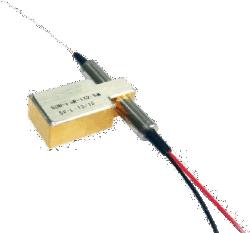 Interruttore ottico meccanico della fibra 1X2