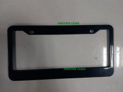 Номерной знак черного автомобиля ABS автоматический обрамляет номерной знак рамки 312X160mm