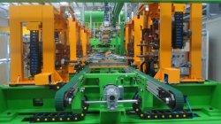 Alta automática/eficientes/General Lavadora shell de línea de producción