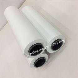 Cor personalizáveis 23mic PVC Filme Stretch Cintagem de paletes Encapamento