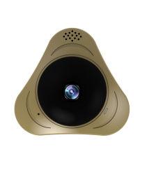 HD 960p 무선 인터넷이 포함된 360도 파노라마 WiFi 카메라 VR 3D 파노라마 IP 카메라 P2P 보안 미니 Wi-Fi 카메라 앱 요지