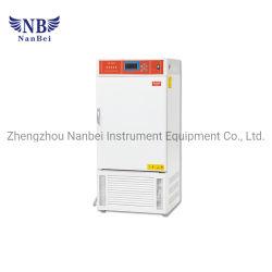 Laboratorio digital de temperatura y humedad constantes incubadora