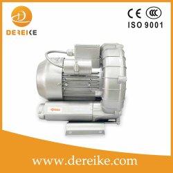 Dereike DHB 710A 2D2 2.2kw enkelfasige 220V hoge druk Side Channel Ring-centrifugaalblower met regeneratieve blower turboblower voor Aquacultuur voeding