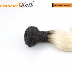 Entrega instantânea T- Cor de cabelo humano ramal